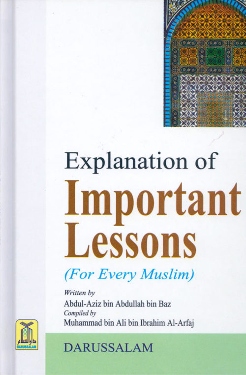 explanation-of-important-lessons-for-every-muslim