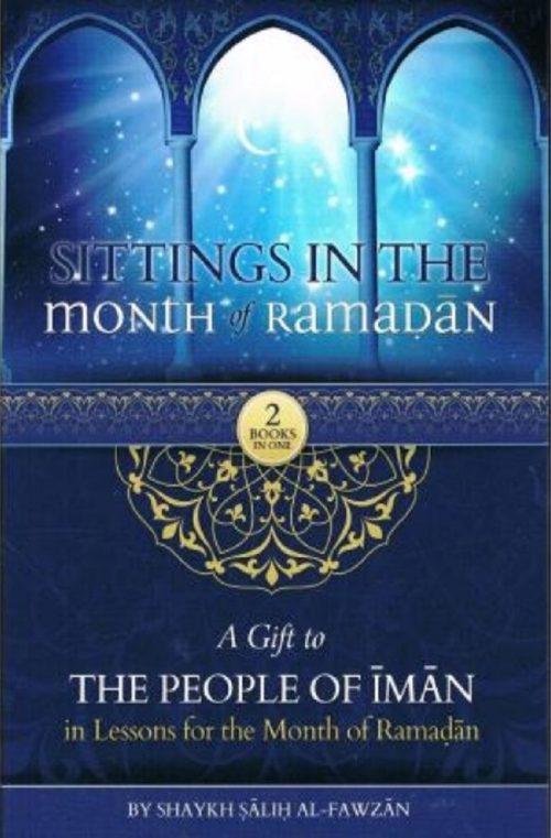 Sittings in Ramadan